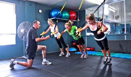 TRX grupni trening, kockice života, kockice zivota