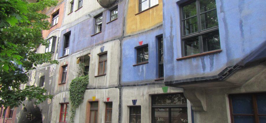 Hundertwasserhaus, kockice života, kockice zivota