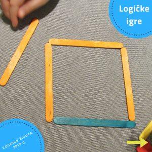 rani razvoj dece, funkcionalno znanje, logičke igre, NTC, kockice zivota, kockice života