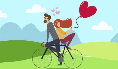 zaljubljenost i nauka, feniletilamin, dopamin, kockice zivota, kockice života