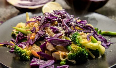 bezglutenska ishrana, piletina sa povrćem, gluten, kockice zivota, kockice života