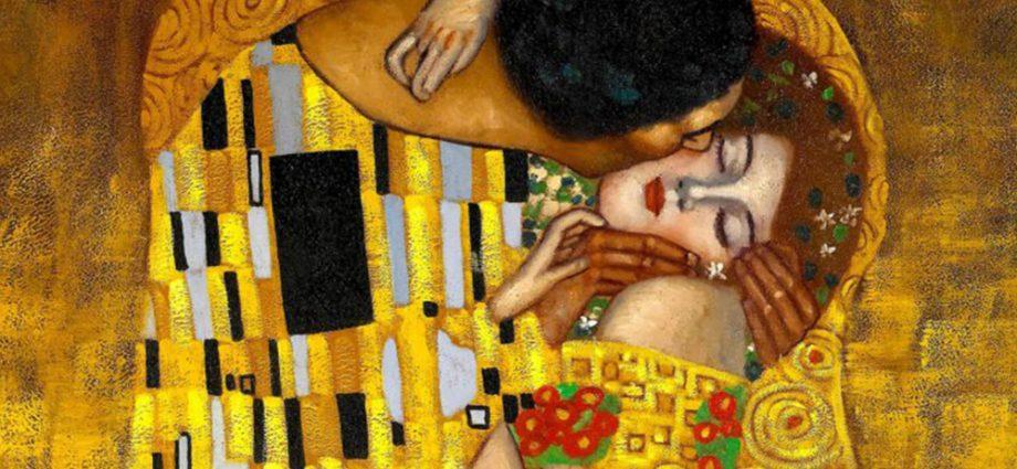 Gustav Klimt, trg galerija, kockice zivota, kockice života