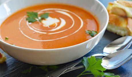 bezglutenska ishrana,paradajz čorba,kockice zivota,kockice života