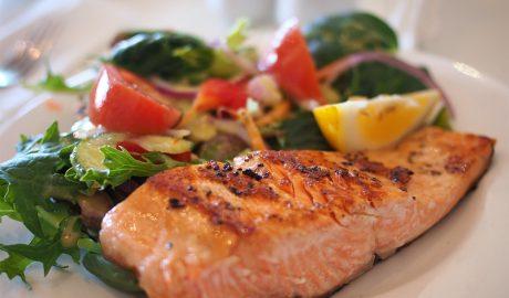 riba, roštilj, pečenje ribe, kockice života, kockice zivota