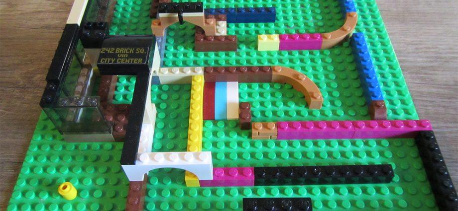 kreativan rad decom, lego kockice, kockice zivota, kockice života