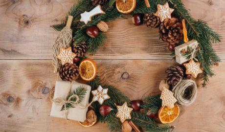 dekoracija, nova godina, božić, ukrašavanje, praznik, kockice života, kockice zivota