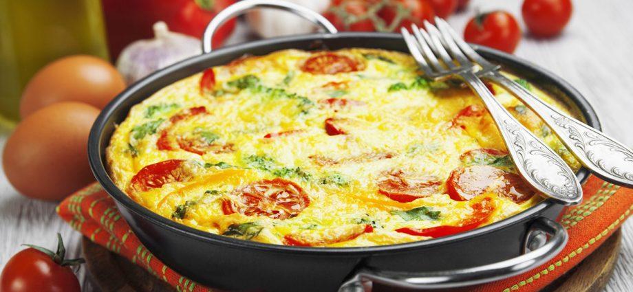 Italijanska kuhinja, omlet, jaja, frittata, recepti, kockice zivota, kockice života