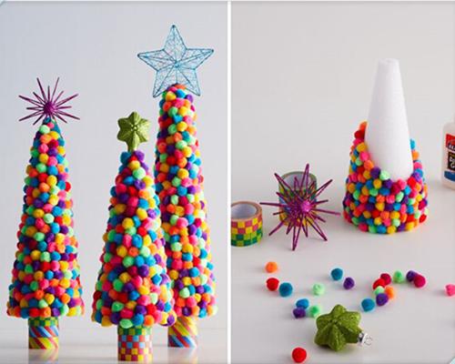 Diy ideje,Nova godina,diy deca,kockice zivota,kockice života