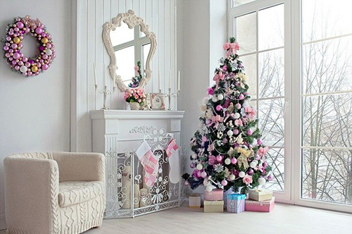 DIY ideje, novogodišnja jelka, dekoracije, ukrasi, kockice zivota, kockice života