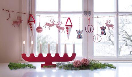 DIY ideje, novogodišnja jelka, dekoracije, ukrasi, kockice zivota, kockice život