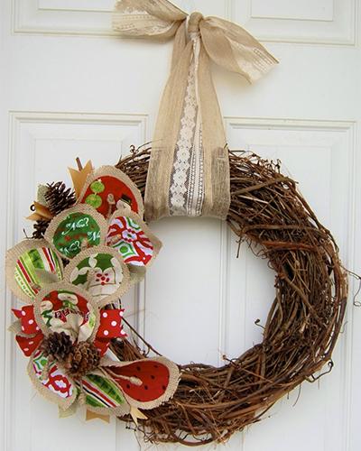 DIY ideje, dekoracije, novogodišnje, kockice zivota, kockice života