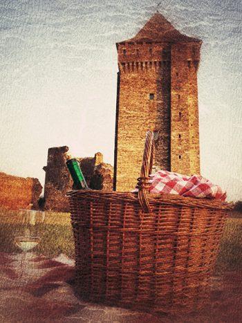 Tvrđava, Bač, putovanje, Vojvodina, Bačka, izlet, kockice zivota, kockice života