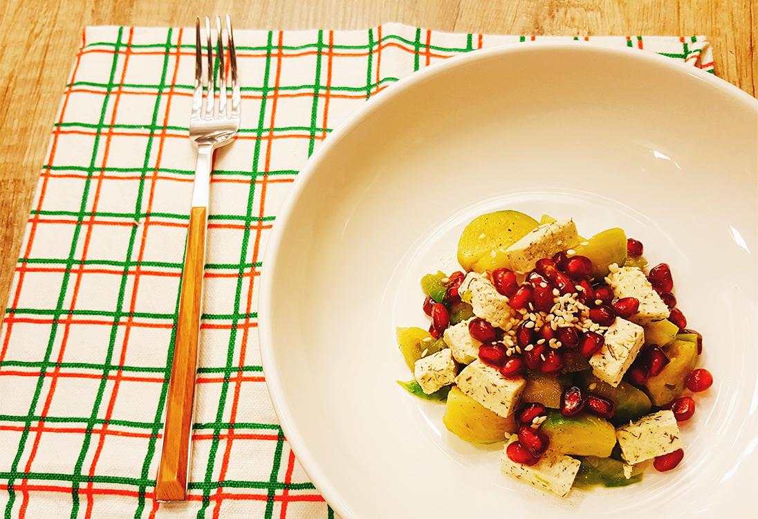 Recept za salatu sa prokeljom koju ćete obožavati