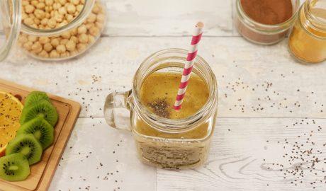 napitak smoothie zdravlje kurkuma