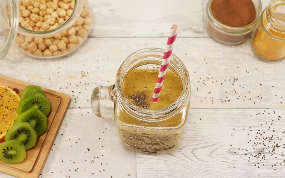 Napitak – smoothie za odlično zdravlje i kurkuma