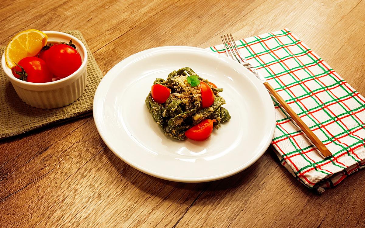 Odlično, brzo i još ukusno – Taljatele sa orasima
