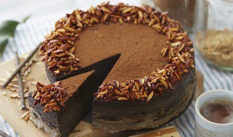 Čokoladna torta, kolač, torta, čokolada, jaja, poslastica, šećer, kakao, desert, kockice života, kockice zivota