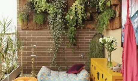 vertikalni vrt, bašta, cveće, dvorište, terasa, kockice života, kockice zivota
