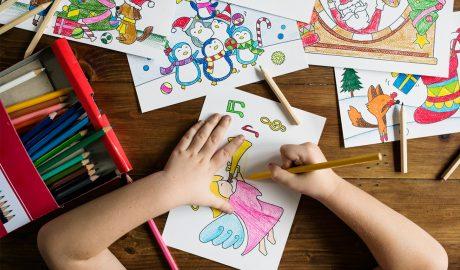 Rad sa decom, samopouzdanje kod dece, kockice zivota, kockice života