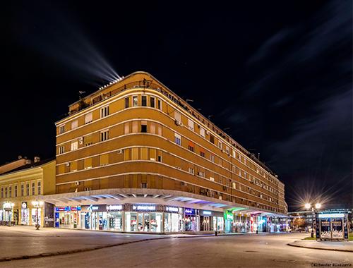 arhitektura, kultura, istorija grada, Novi Sad, kockice zivota, kockice života