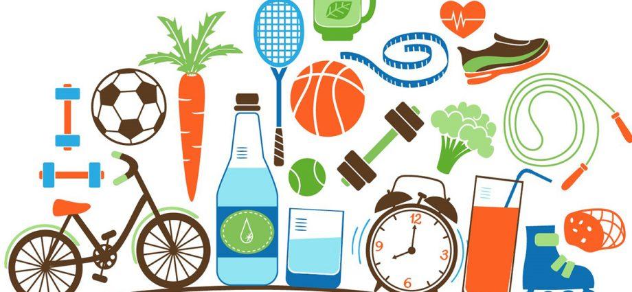 zdravlje, navike, ishrana, vežbanje, fit, život, kockice života, kockice zivota