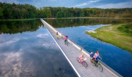 bicikl, biciklistička staza, turizam, biciklizam, Belgija, kockice života, kockice zivota
