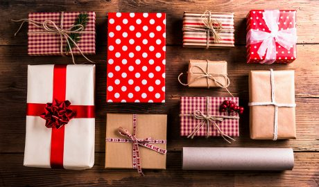 DIY pokloni, ukrašavanje poklona, DIY ideje, pakovanje poklona, kockice zivota, kockice života