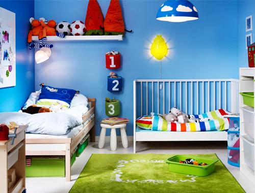 Dečija soba, enterijer dečije sobe, decija soba, enterijer, kockice zivota, kockice života