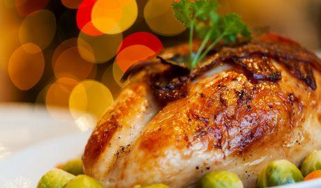 trpeza, meso, pečenje, kockice zivota, kockice života