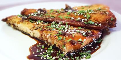 riba, ručak, recept, losos